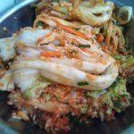 キムチの作り方、白菜ほかの材料