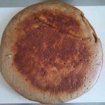 全粒粉100%のこねない酒粕酵母パン